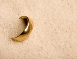 Что делать, если муж потерял обручальное кольцо