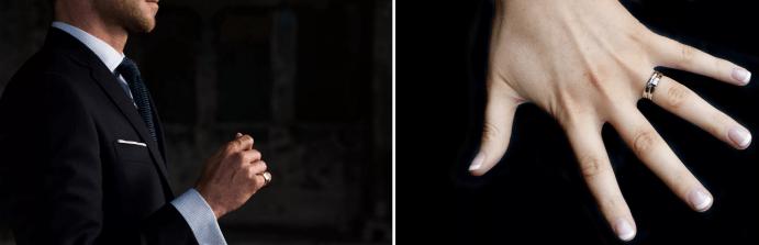 Что значат кольца на безымянном пальце и мизинце?