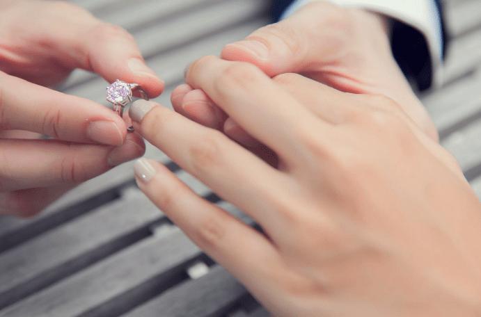 Подарить кольцо девушке – когда и как это сделать?