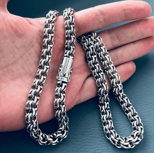 Как отбелить серебряную цепочку с гарантией результата