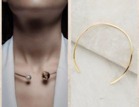 Ожерелья без замка: ничего лишнего