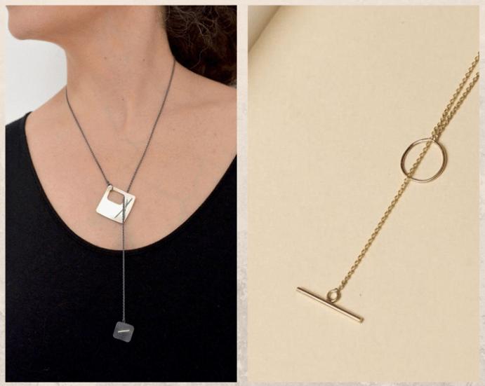Ожерелья без замка: ничего лишнего. Виды и особенности.