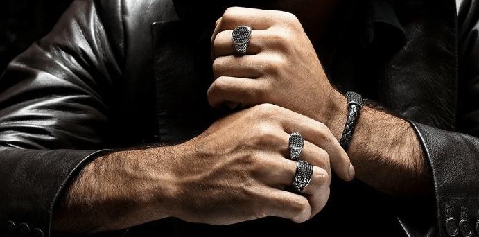 На каком пальце носят печатку мужчины: история, как выбирать кольцо
