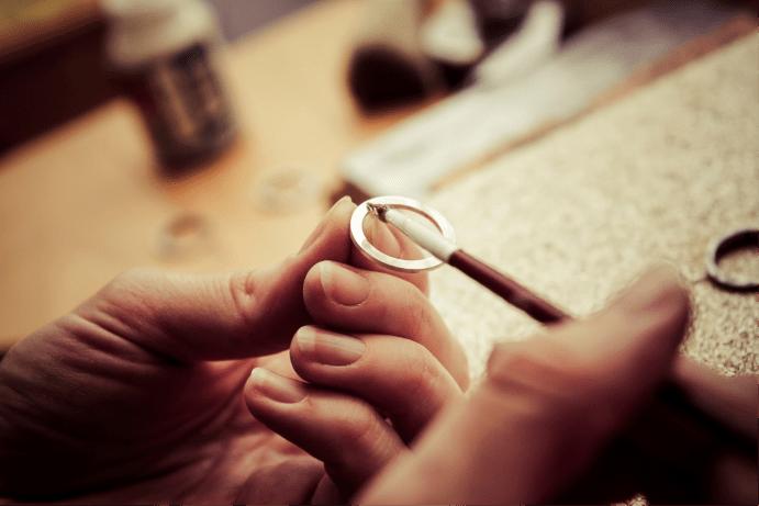 Раскатать кольцо: дома и быстро