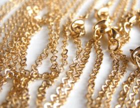 Как быстро распутать золотую цепочку?