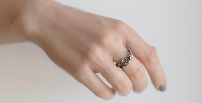 Как узнать размер пальца для подбора кольца?
