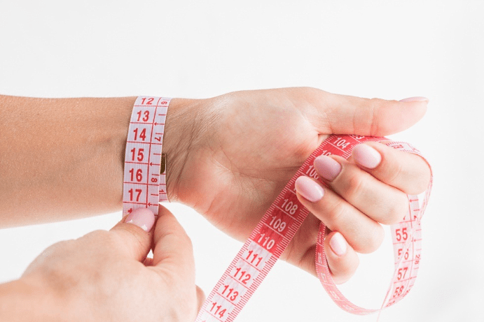 Как правильно определить размер запястья для браслета?