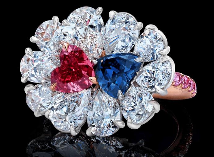 Красный алмаз — камень для инвесторов и коллекционеров . Известные камни.