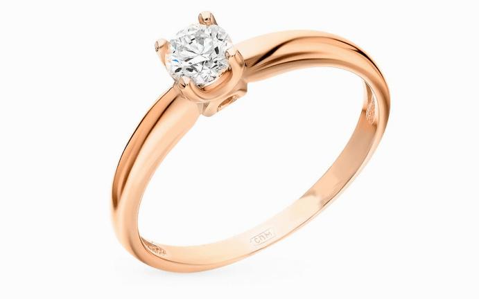 Как удачно выбрать кольцо с бриллиантом