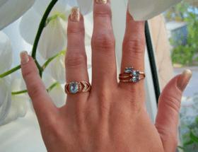 Как выбрать ширину кольца: помолвочного, обручального, декоративного