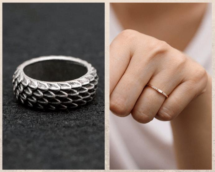 Как выбрать ширину кольца: помолвочного, обручального, декоративного. Общие рекомендации.