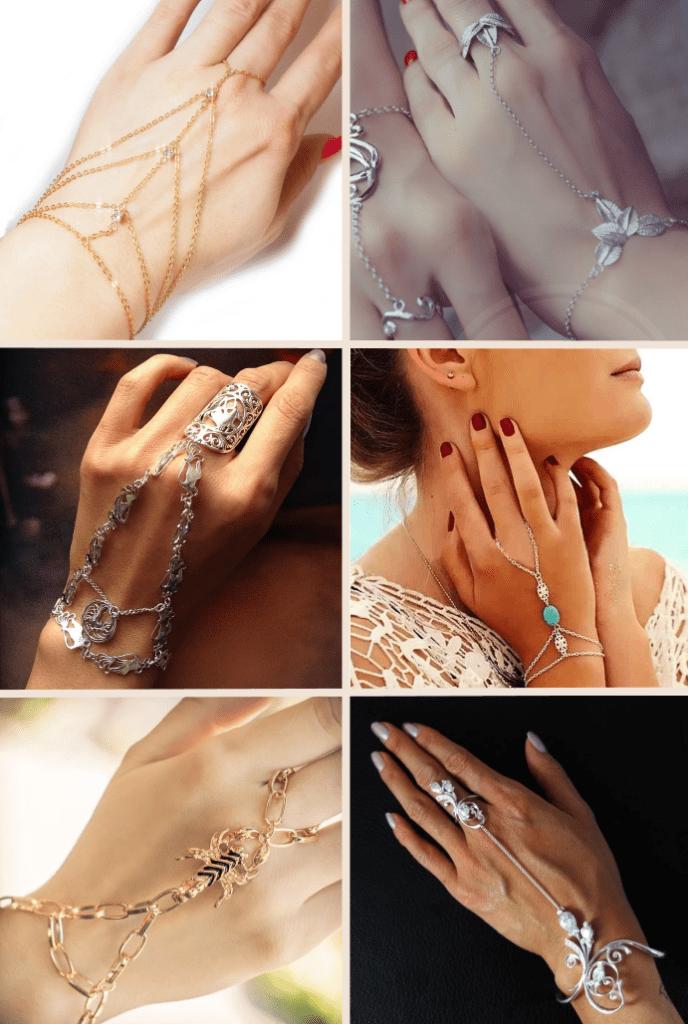слейв-браслеты, виды и особенности