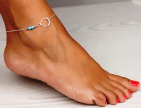 Как снять браслет с руки или ноги без повреждения замка