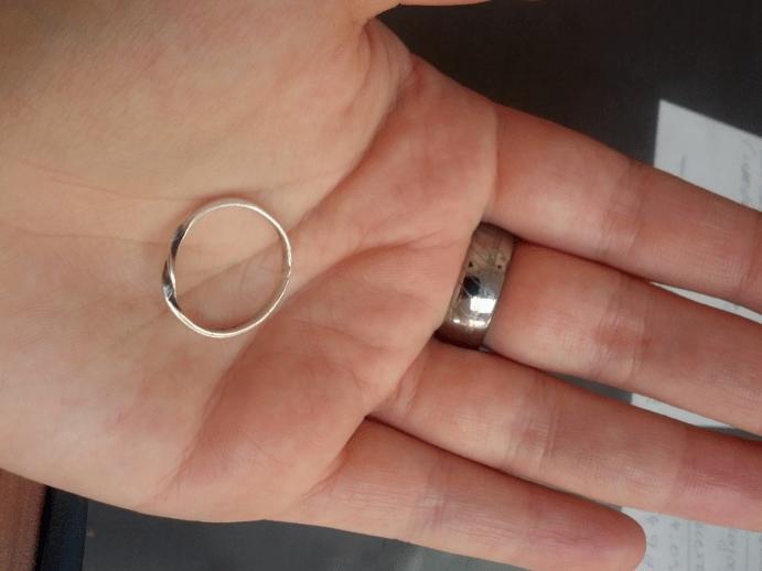 кольцо на среднем пальце, приметы и значения