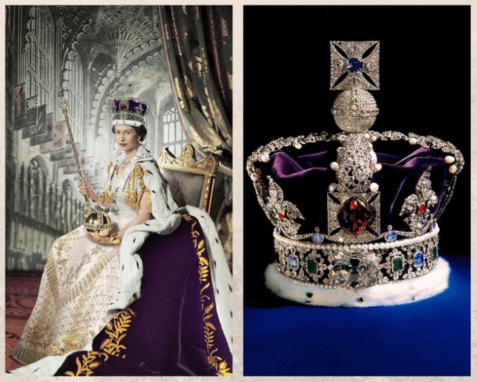 Чем отличается тиара от диадемы и короны. Что такое корона