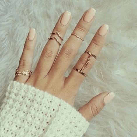 Как называются кольца на верхнюю фалангу пальца