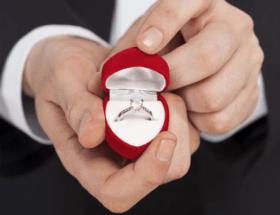 Как выбрать помолвочное кольцо для предложения