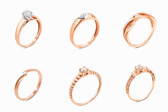 Как выбрать помолвочные кольца, советы по выбору