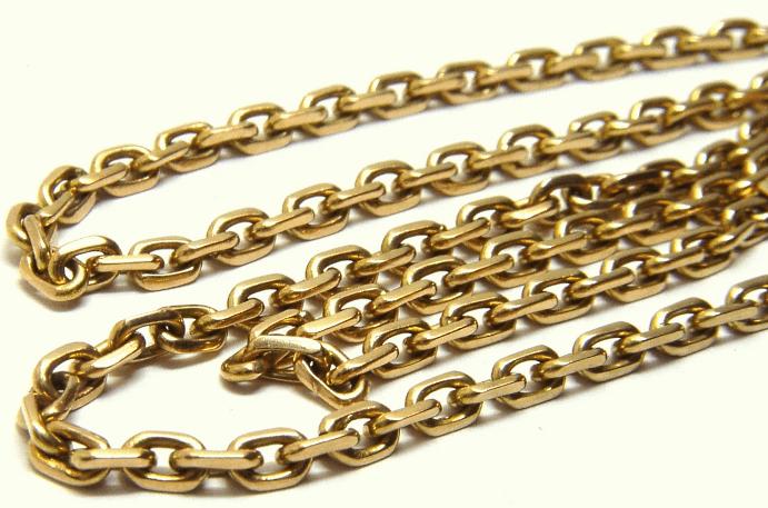 Якорное плетение цепочки: основные особенности