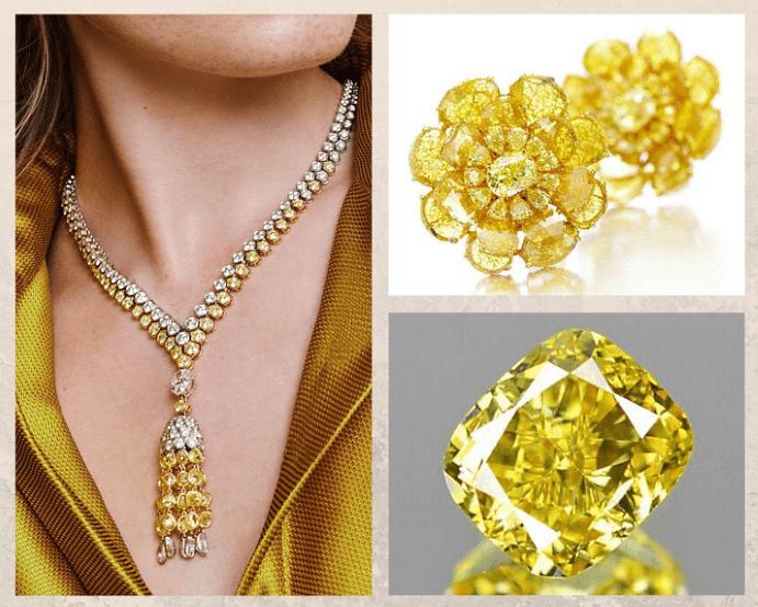 Желтый алмаз: происхождение, виды, порядок оценки. Откуда берутся желтые алмазы