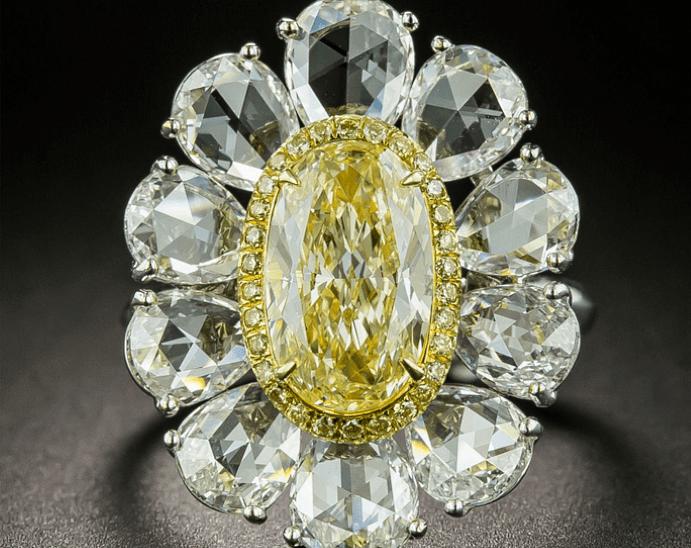 Желтый алмаз: происхождение, виды, порядок оценки. Как оценивается цвет камня