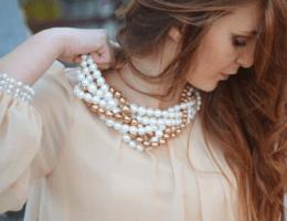 Как выбрать жемчужную нить