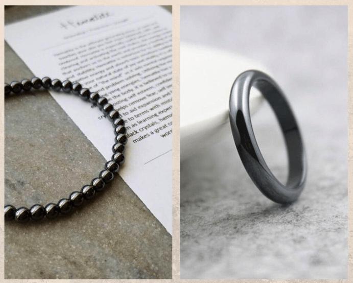 10 удивительных черных камней. Гематит