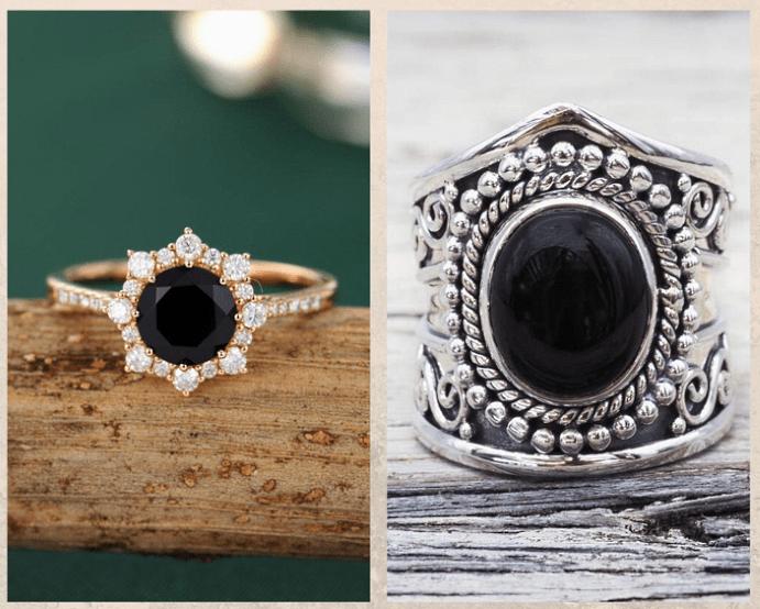 10 удивительных черных камней. Оникс