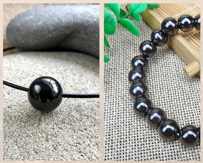 10 удивительных черных камней. Шунгит