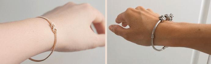 Как подобрать браслет на руку?