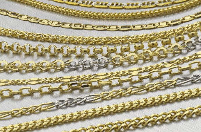 Золотые цепочки: какие виды плетения используют мастера