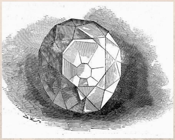 Кох-и-Нур — легендарный алмаз, приносящий несчастья. Характеристика бриллианта