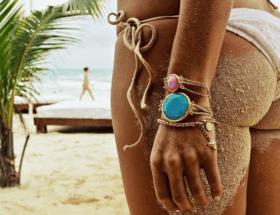 Как ухаживать за ювелирными украшениями летом