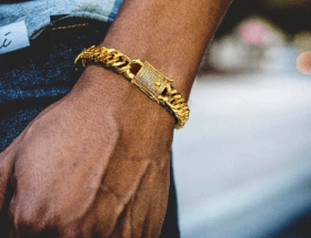 Цепочка для мужчин: на какой руке правильно носить браслет