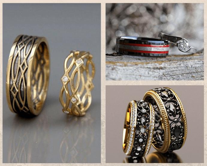 Парные обручальные кольца: украшение для двоих. Как выбрать