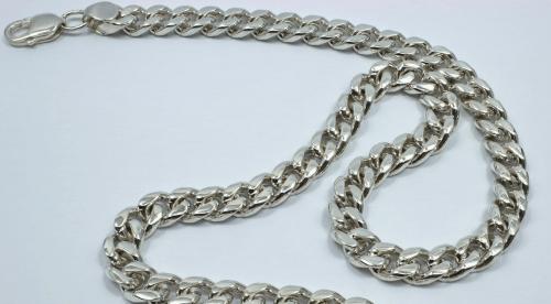 Серебряные цепочки – самые популярные виды плетения. Панцирь, панцирное