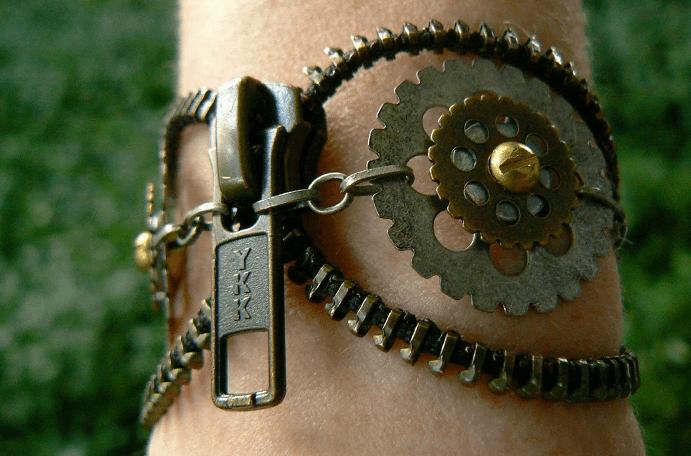 Украшения в стиле стимпанк: механическое совершенство. Как носить.