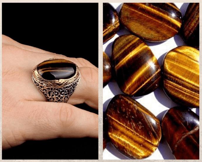 Тигровый глаз: камень римских легионеров. Цвета и свойства