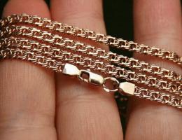 Укоротить цепь из золота: ремонт в домашних условиях