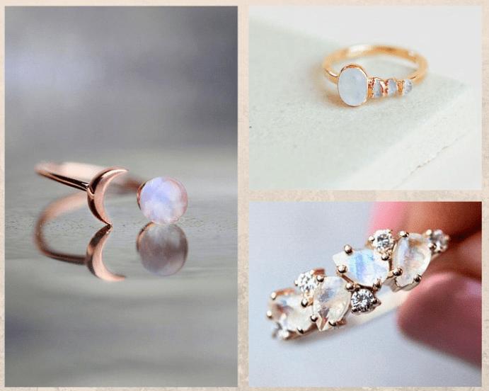 10 белых драгоценных камней. Адуляр
