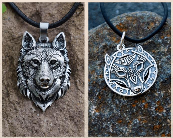 Подвеска Волк: бесстрашный, преданный, злой. Как носить подвеску и кому можно подарить