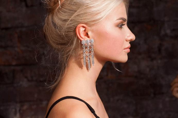 Модные серьги 2020 из серебра: интересные решения