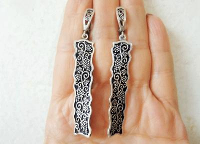 Модные серьги из серебра: на что обратить внимание при выборе. Объем и массивность в моде