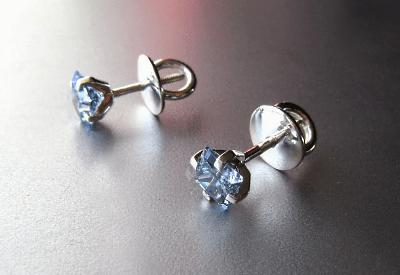 Модные серьги из серебра: на что обратить внимание при выборе. Лаконичность и минимализм