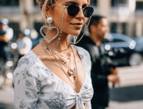 Какие молодежные серьги для девушек в моде в 2020 году