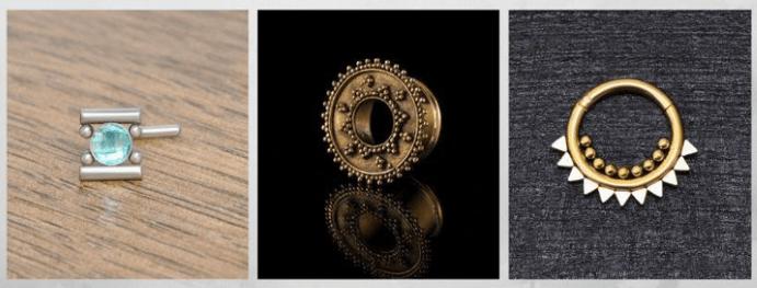 Все о том, какими бывают женские серьги: 40 вариантов на выбор. Для пирсинга