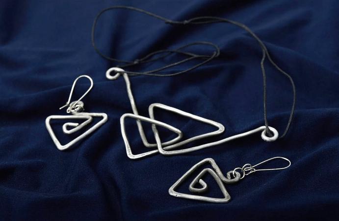Алюминиевые украшения: легкие, яркие и недорогие