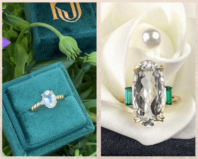 10 бесцветных драгоценных камней. Гошенит