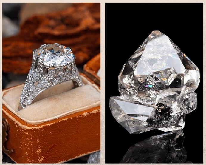 Как путешествуют алмазы. Кимберлитовые трубки