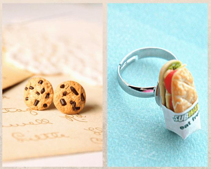 Ювелирный тренд: украшения в виде еды. Как носить «съедобные» украшения